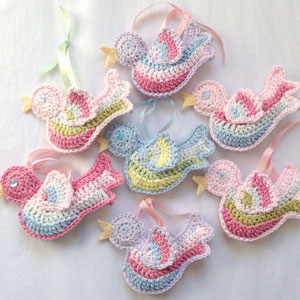 crochet bird free pattern