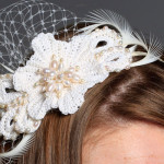 Bridal headband part 2