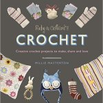 Ruby and Custard Crochet book