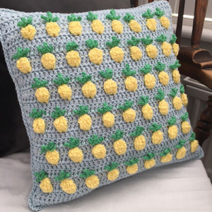 crochet pineapple
