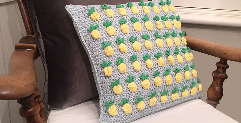crochet pineapple pattern